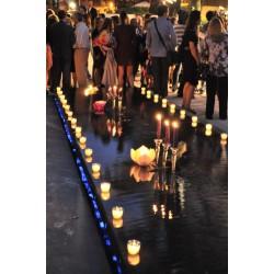 decoraciones con velas239