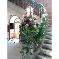 Decoración de iglesias bodas BI - 012
