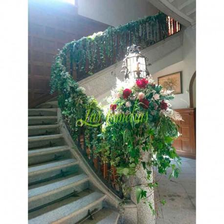 Decoración de iglesias bodas BI - 013