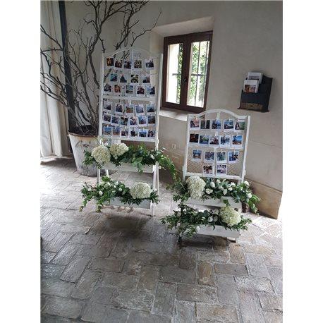 Decoración de exteriores bodas BE - 014