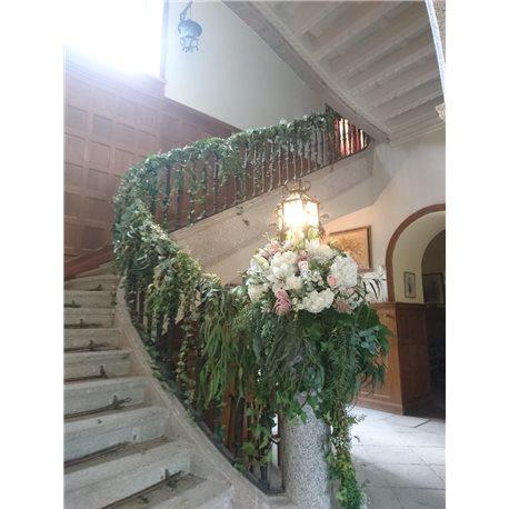 Decoración de iglesias bodas BC - 012