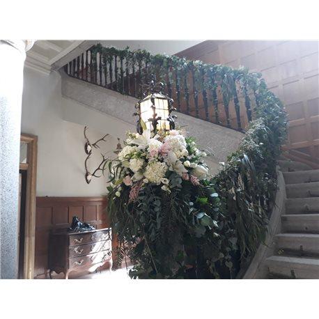 Decoración de iglesias bodas BC - 013