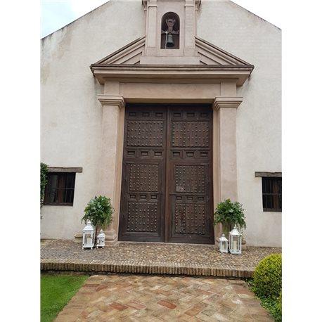 Decoración de iglesias bodas BC - 015