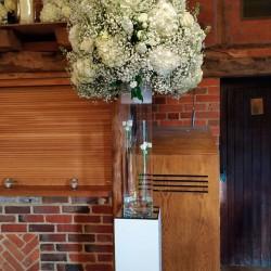 Decoración de exteriores bodas BE - 026