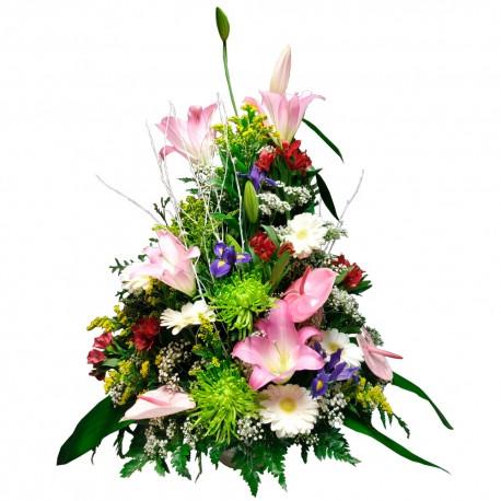 Centro de flores trópico (F122)