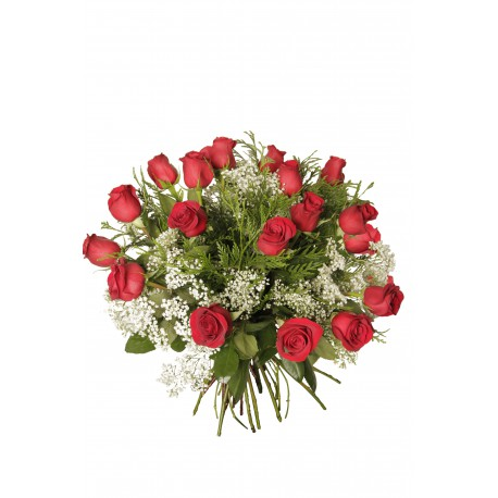 Ramo grande de rosas de 60cm (F115)