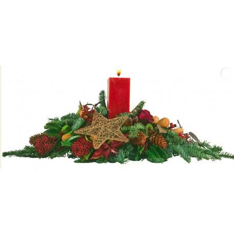 Centro navideño de mesa (CN04)