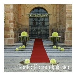 Pack Tarifa plana iglesia