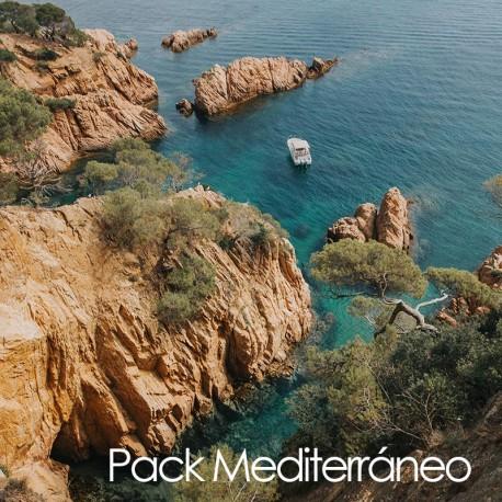 Pack Mediterráneo