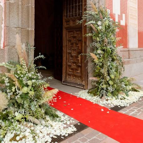 DECORACIÓN CEREMONIA DE BODA CE-20093