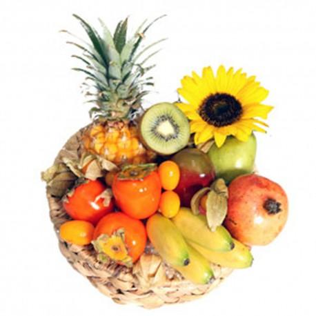 Cesta de frutas cubana (CE103)