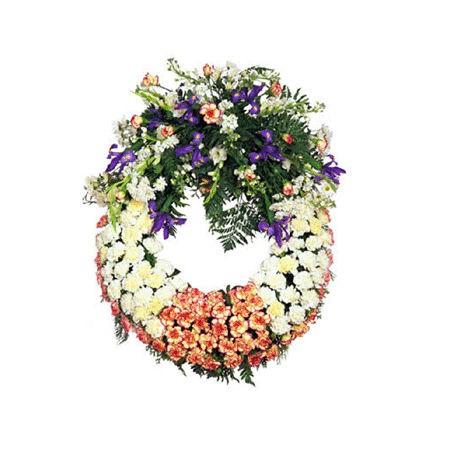 Corona de flores despedida (CO113)