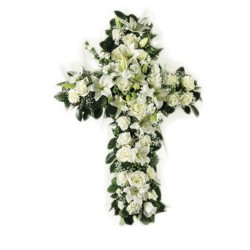 Cruz de flores (CO124)