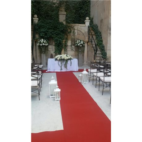 Decoracion de exteriores bodas BE-0001