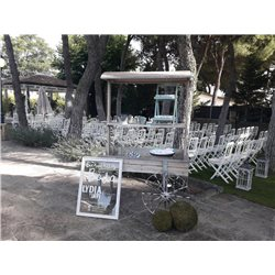 Decoracion de exteriores bodas BE-0003