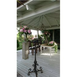 Decoracion de exteriores bodas BE-0005