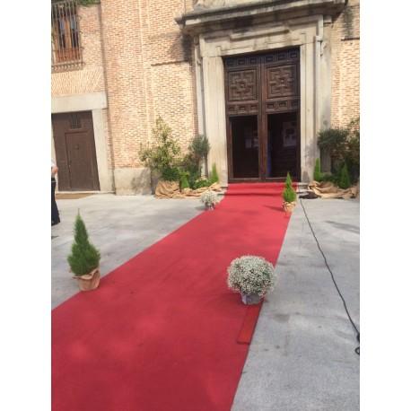 Decoración de iglesias bodas BI-0003