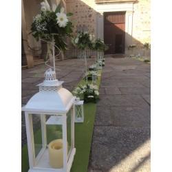 Decoración de ceremonias bodas BI-0006