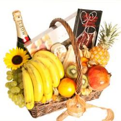 Cesta de frutas Orinoco (CE107)